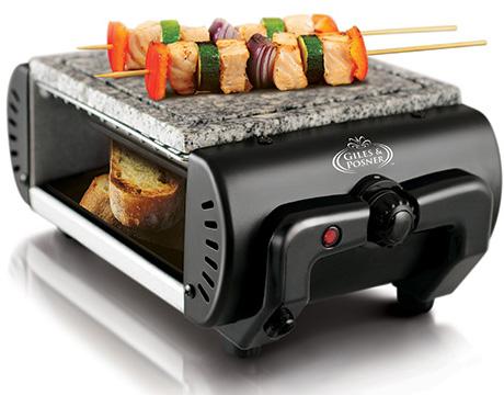 raclette stone grills. Black Bedroom Furniture Sets. Home Design Ideas