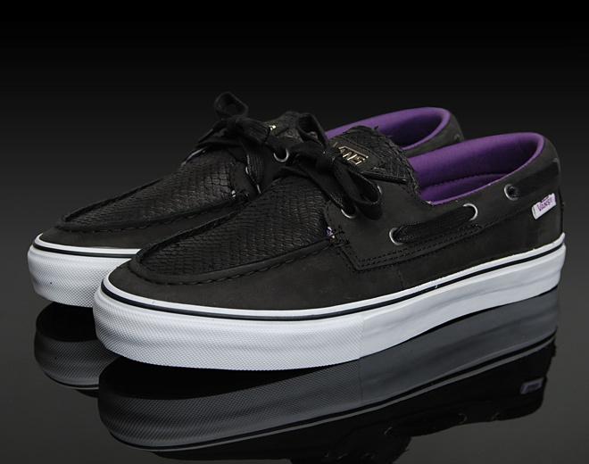 vans boat shoes. oat shoe craze.
