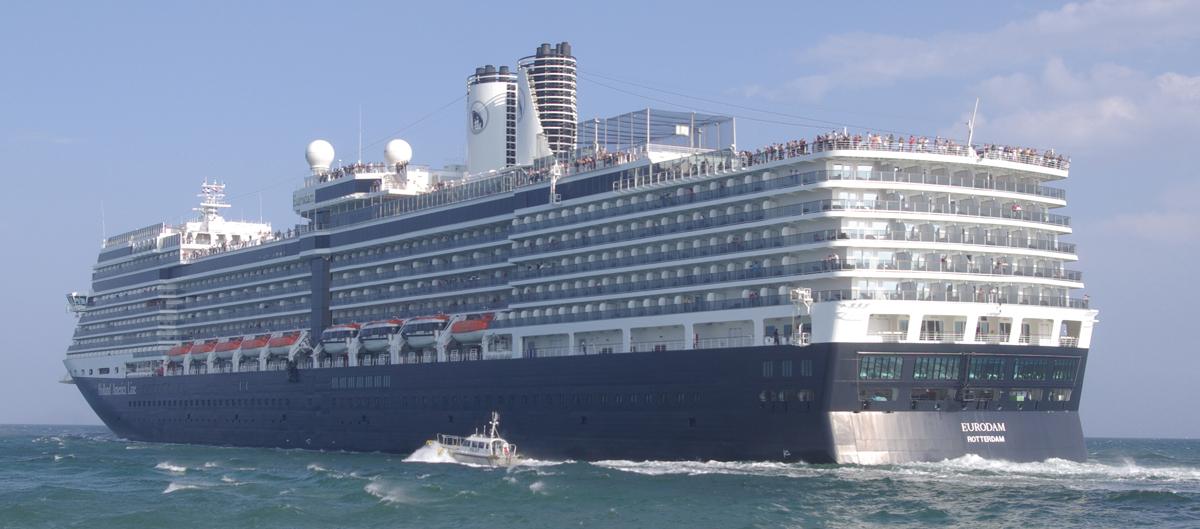 The Eurodam Cruise Ship For The Momentum - Eurodam cruise ship