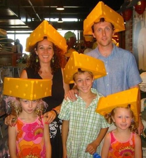 Wisconsin Cheese Heads