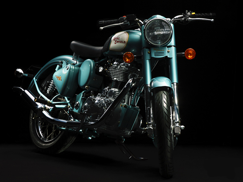 2009 Royal Enfield Bullet 500 Classic Motorcycles