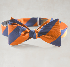 rugby bow tie
