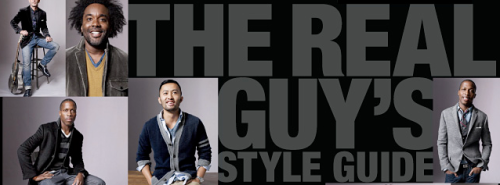 Jcrew style guide