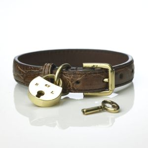 Ralph Lauren Dog Collar