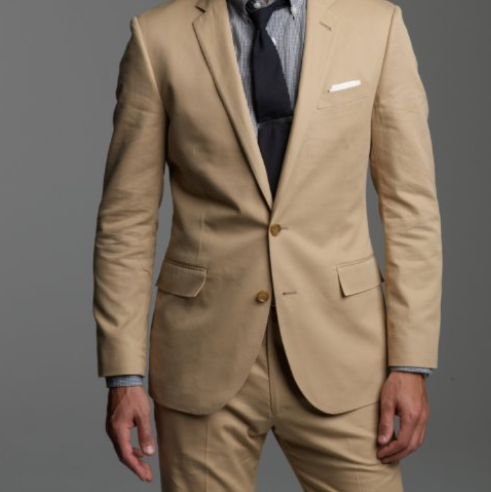 Tuxedos are timeless but the Khaki suit is more my speed. - The ...