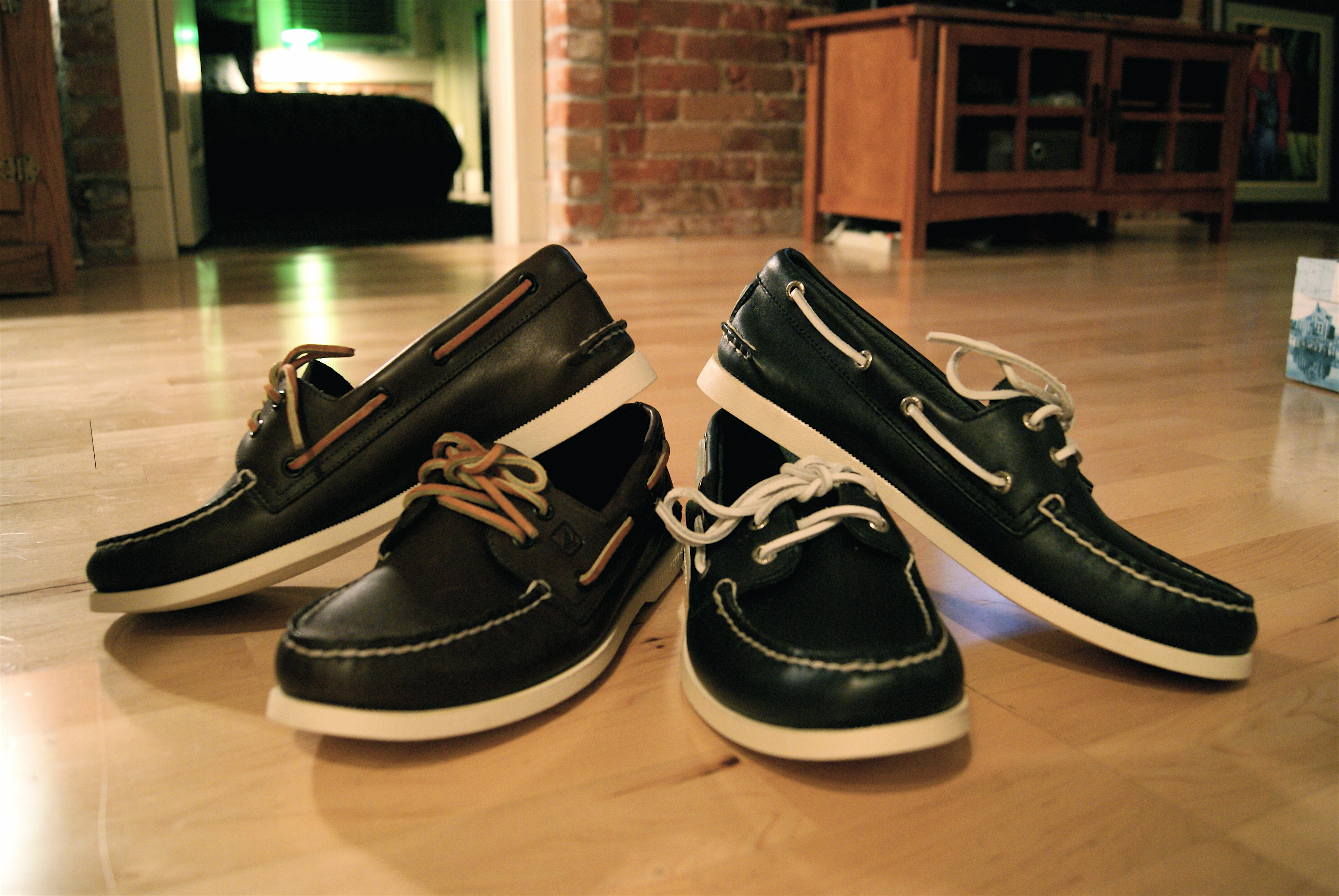 Hunted Amp Gathered Sperry Topsiders At Marshall S The