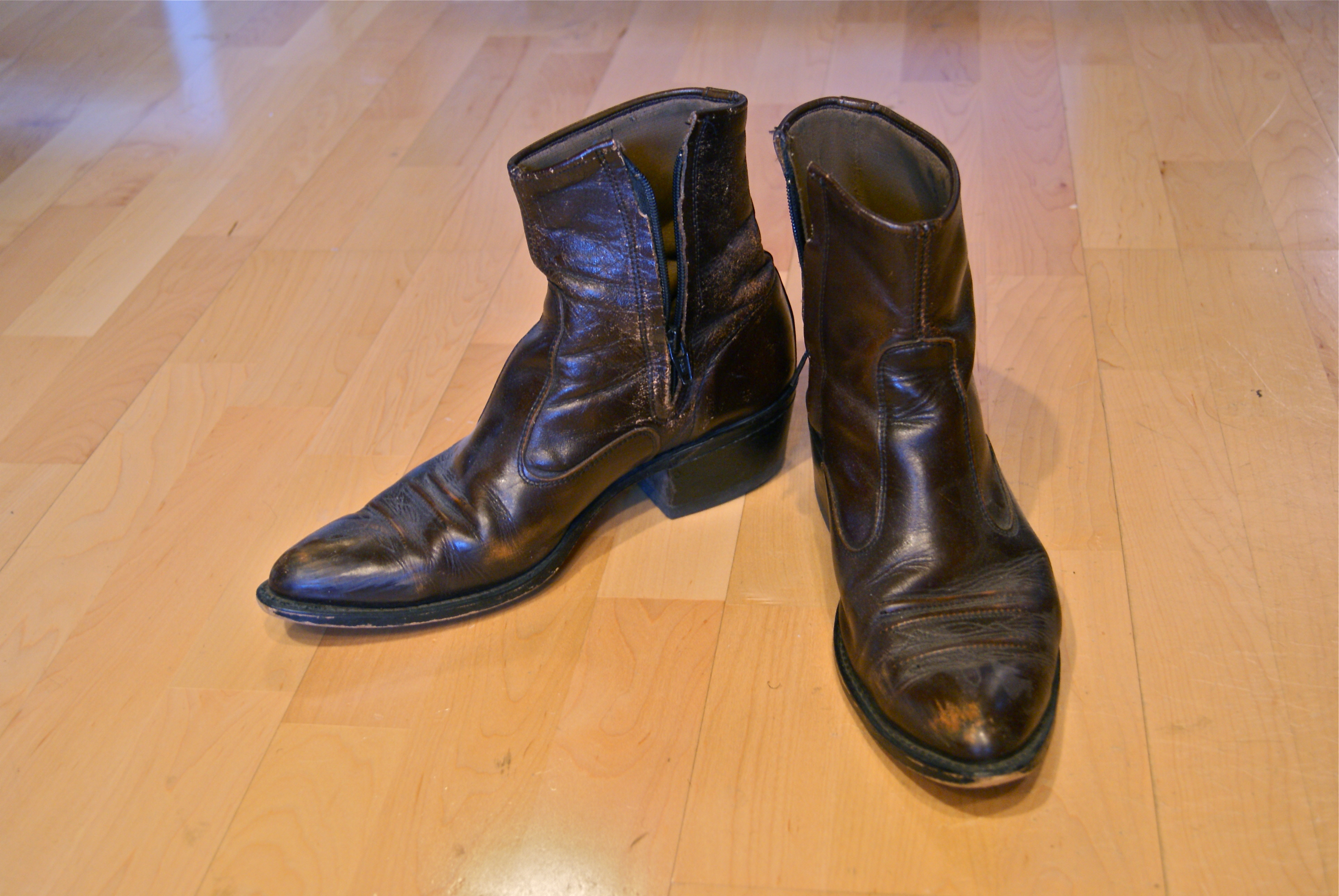 Debate: The Cowboy Boot - Taking up closet space or good to have ...