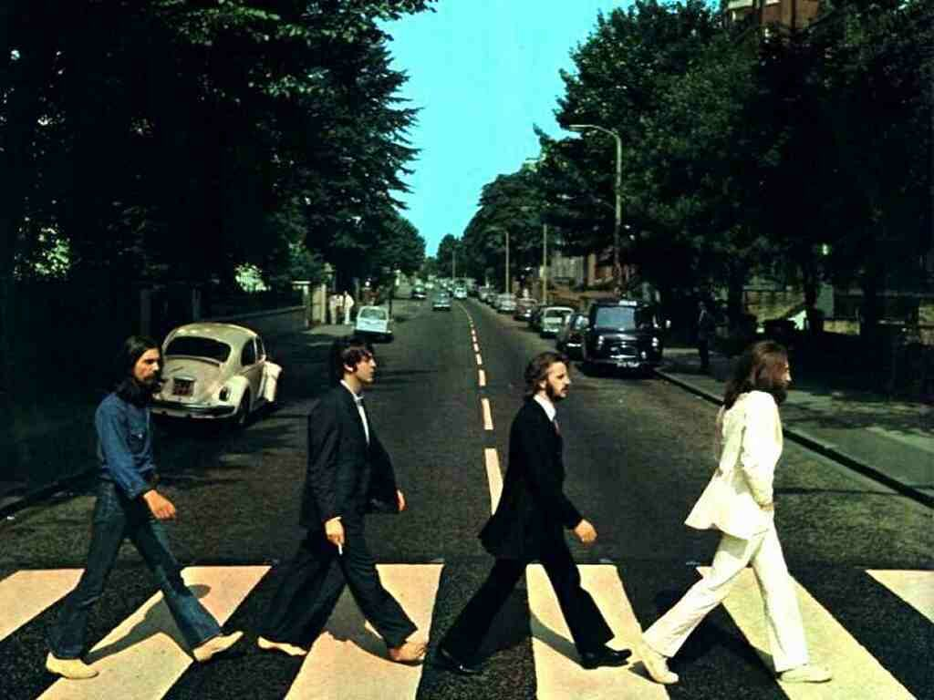 A nod to a classic: The Beatles – Abbey Road | the ...