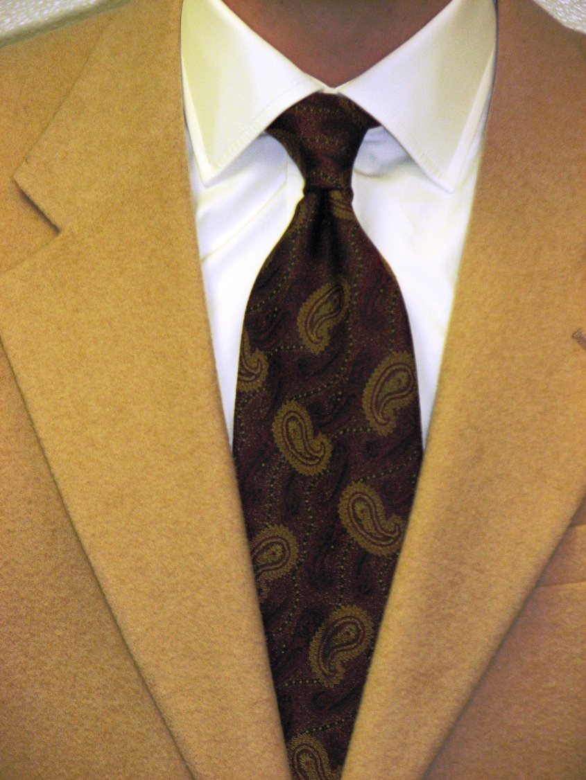 100 days of ties day 41 where the lands end the momentum